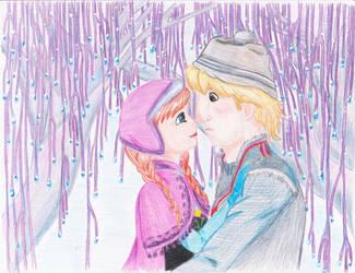 Eskimo Kiss ^_^ by Yukioe