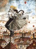 Waltzing in the air by STelari