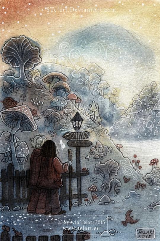 Mushroom Reservoir by STelari