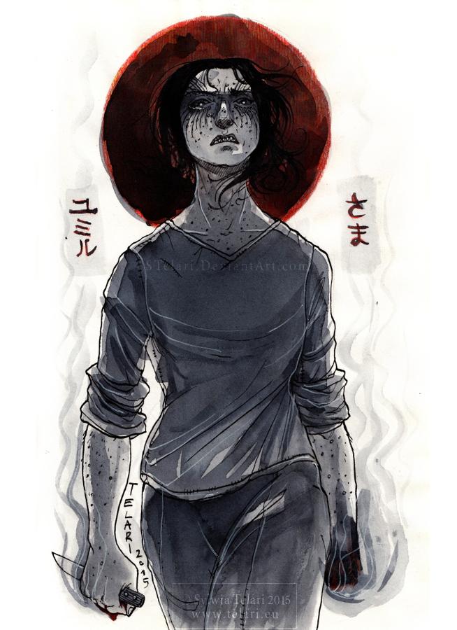 Yumiru-sama by STelari