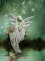 Vintage Fairy by cazcastalla