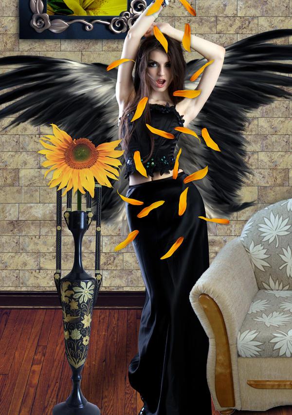Bad Fairy by cazcastalla