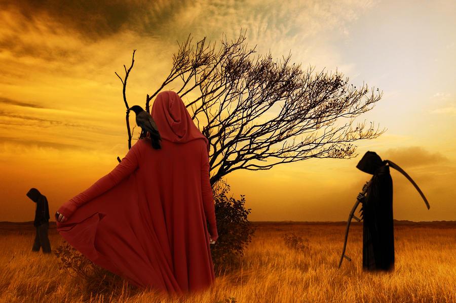 Reality Meets Fantasy by cazcastalla