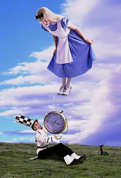 Alice Through the Cloud