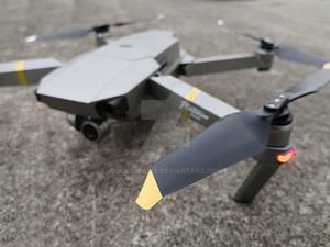 Propellor Blades of the DJI Mavic Pro drone