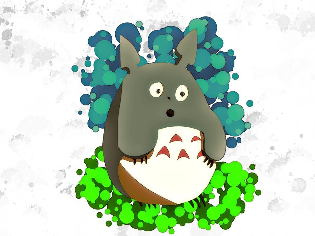 Totoro by JosephSinger