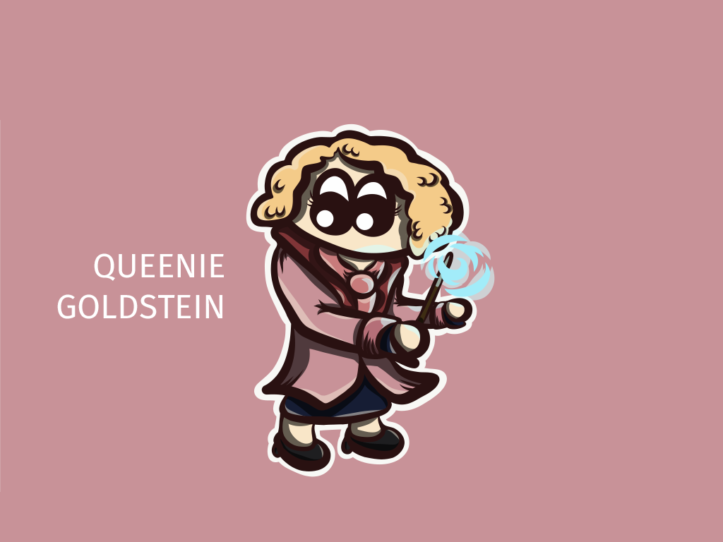 Queenie Goldstein by JosephSinger