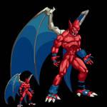HD Red Arremer