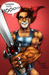 Lion-O by Chronicle-l