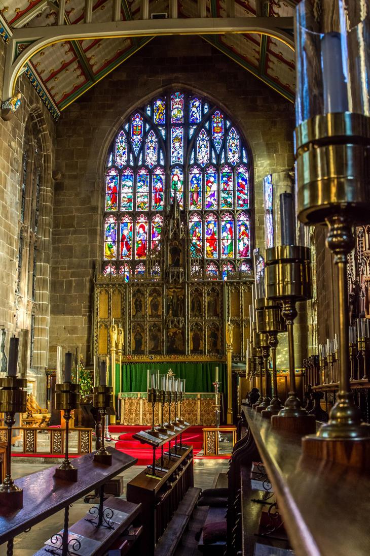 St Marys Inside2 by lesterlester