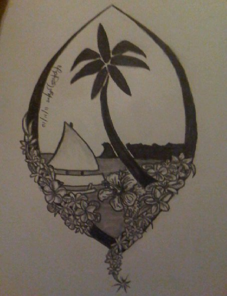 Modified Guam Seal By Gypsyrose86 On Deviantart