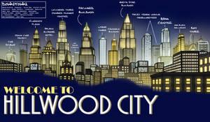 Welcome to Hillwood City - Hey Rhonda