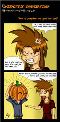 OA- Not All Pumpkins Are Good by Masako-kun