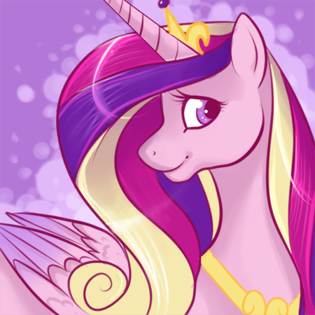 Cadance by Noxx-ious
