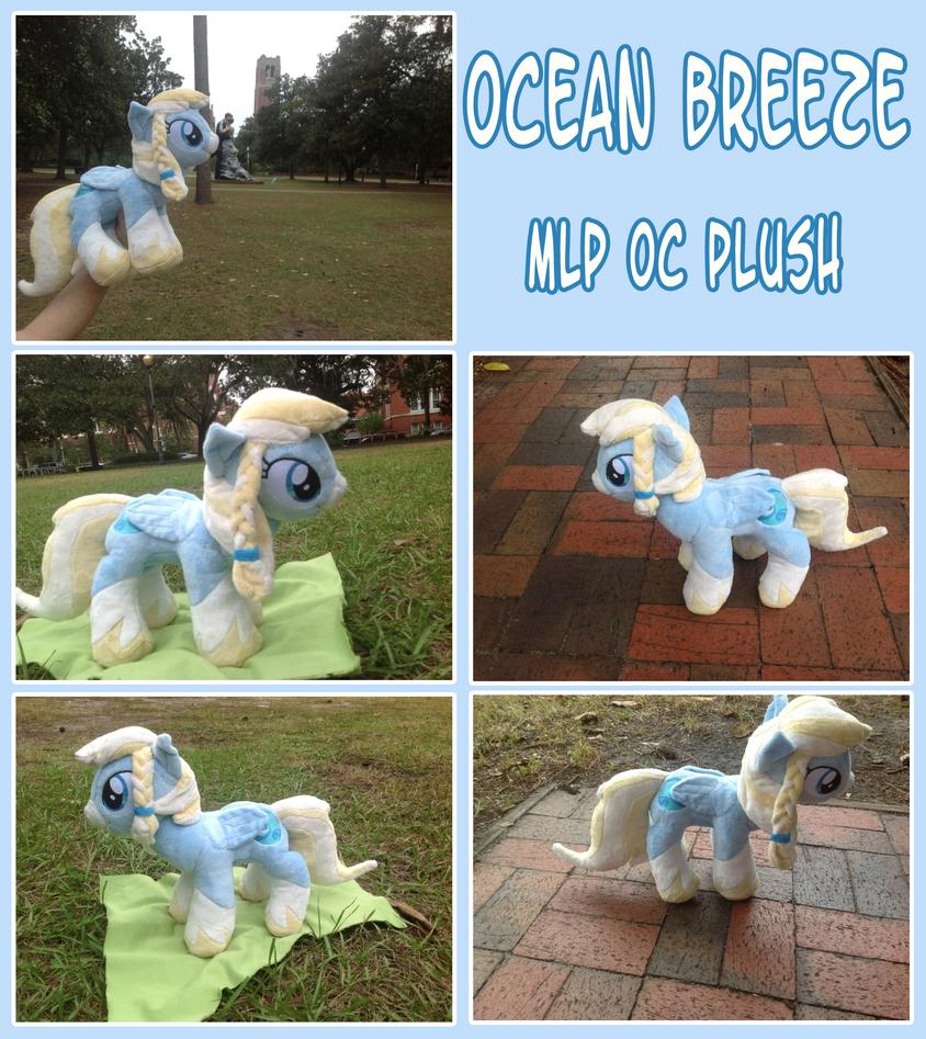 Ocean Breeze Plush by Noxx-ious