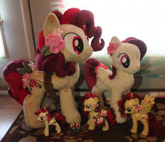 Fairy Ring Collection! by NoxxPlush