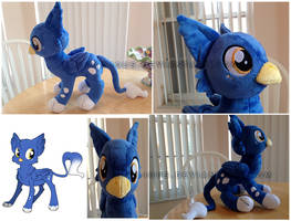 Quince Plush by NoxxPlush