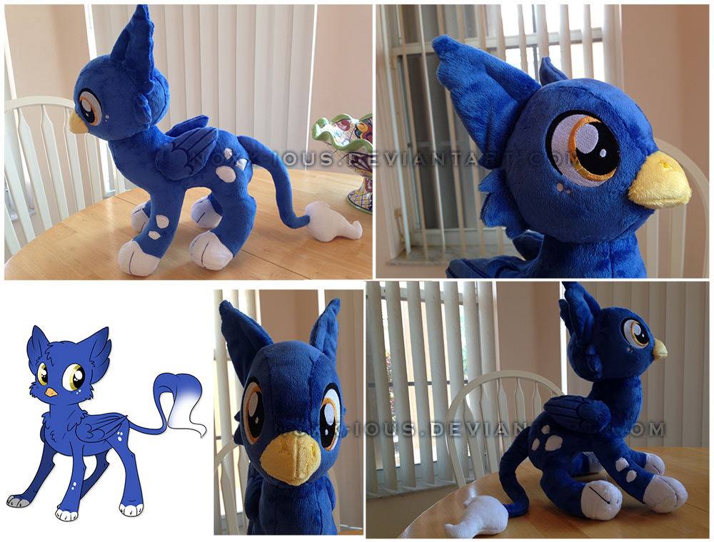 Quince Plush by Noxx-ious