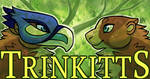 Trinkitts Banner/Icon by NoxxPlush