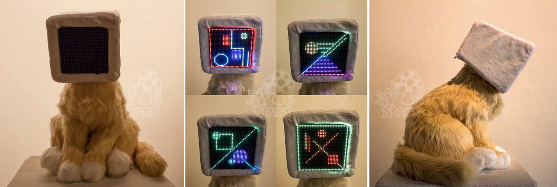 Mixed Signals: Plush and Sensors by NoxxPlush