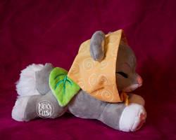 Leif: Sushi Dog Plush by NoxxPlush