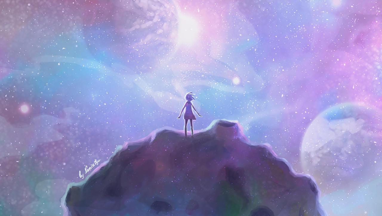 My universe by NarcissKyu