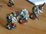 Iron Warriors Terminators