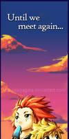 Axel-Roxas Bookmark FTW by SaiyaGina