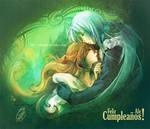 Embrace me by SaiyaGina