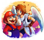 Smash Brawl - Sky Fire Team