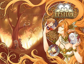 Epsilon Cover 1 by SaiyaGina