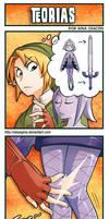 Atomix Comix - Zelda Theories