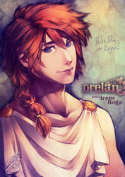 RM: Orelan by SaiyaGina