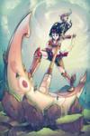 FEZ - Moon Warrior