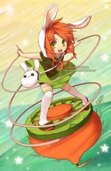 Gira Zanahoria, Gira by SaiyaGina