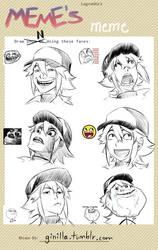 Meme's Meme - N