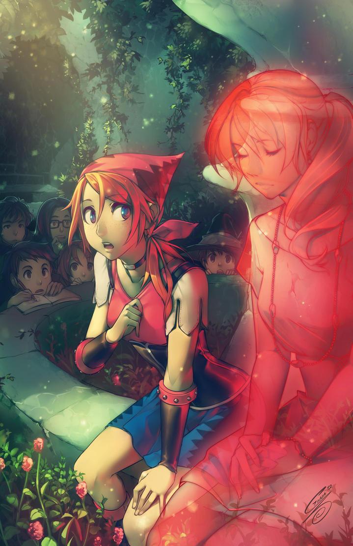 Lost Kids by SaiyaGina