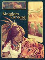 Kingdom Carousel -preview- by SaiyaGina
