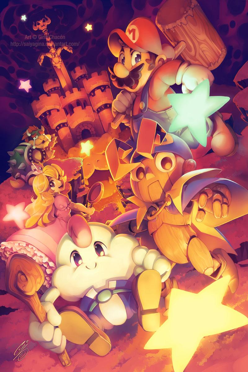 Legend of the Seven Stars by SaiyaGina