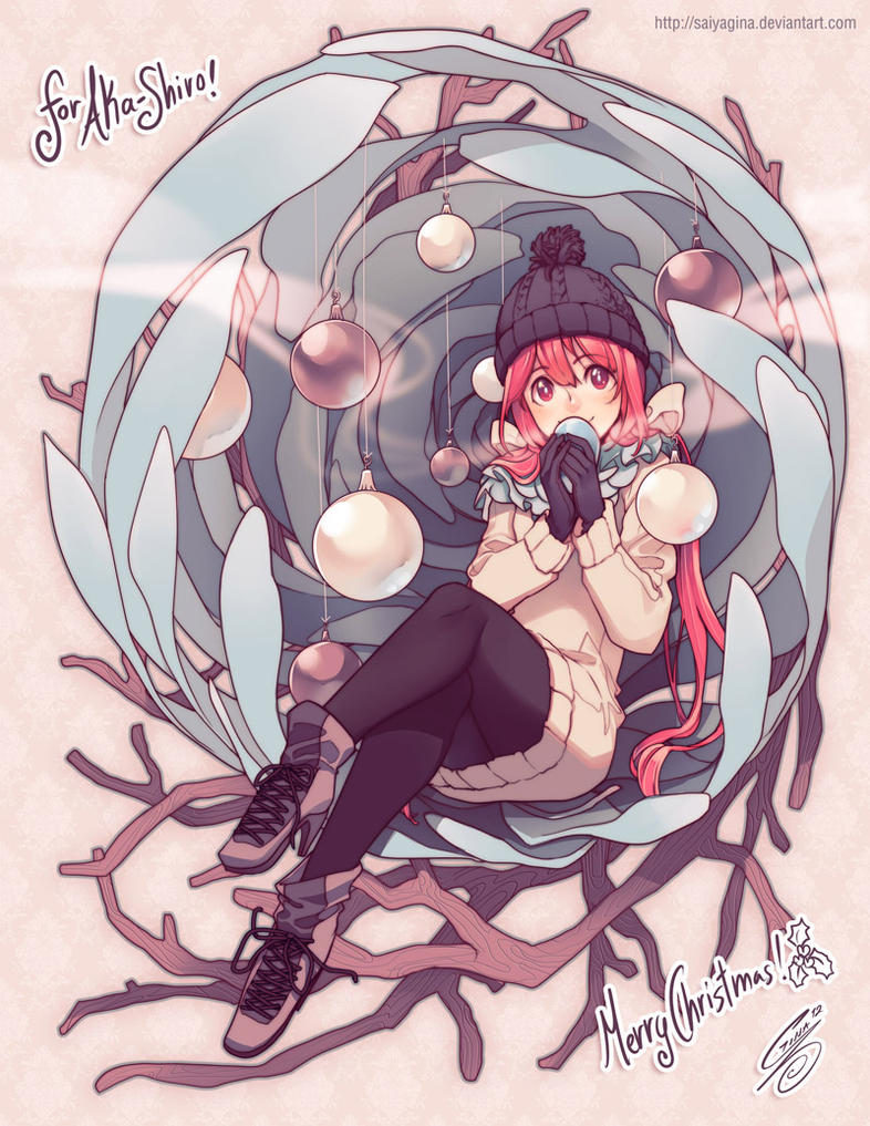 SS - Hot Chocolate by SaiyaGina
