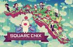 Square Enix poster trial