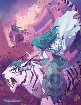 World of Warcraft Tribute by SaiyaGina
