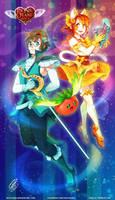 Picnic Otaku Magical Edition by SaiyaGina