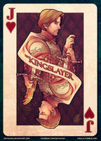 Jaime Lannister by SaiyaGina