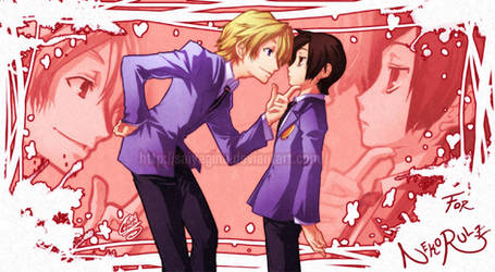 Ouran - Stay Away From Me
