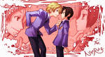 Ouran - Stay Away From Me by SaiyaGina