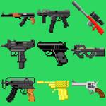 Goldeneye 007 gun icons