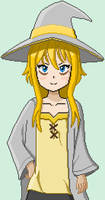 Gray the Golden Witch