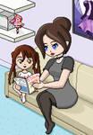 Teaching Her Daughter To Read/Literary Analysis
