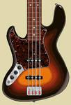 Fender Japan '62 Reissue Jazz in 3-tone Sunburst